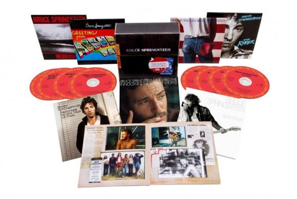 springsteen box set cd