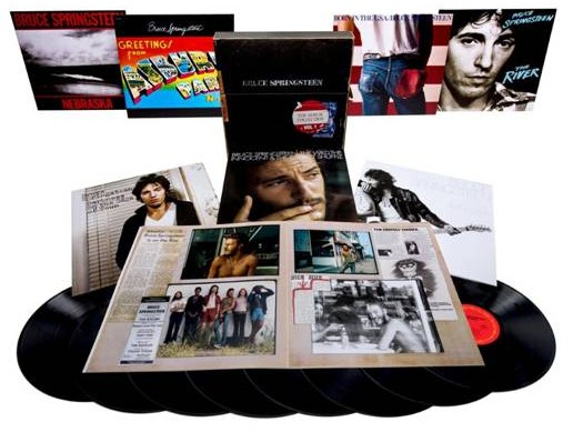 springsteen box set vinili