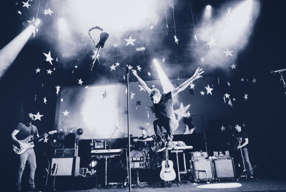Coldplay Ghost Stories Live 2014 film concerto