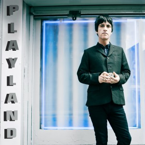 Johnny Marr Playland Cover