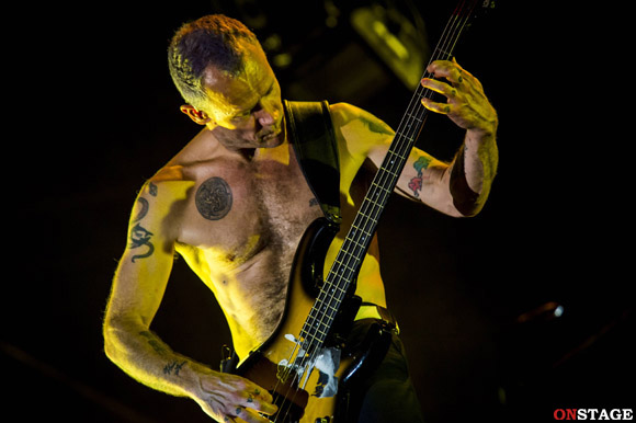 Red Hot Chili Peppers nuovo album 2015