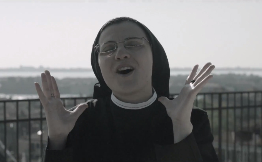 Suor Cristina Like a Virgin