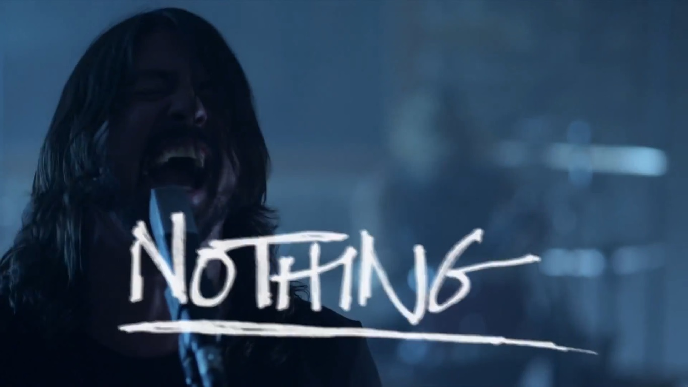 foo fighters something from nothing video ufficiale