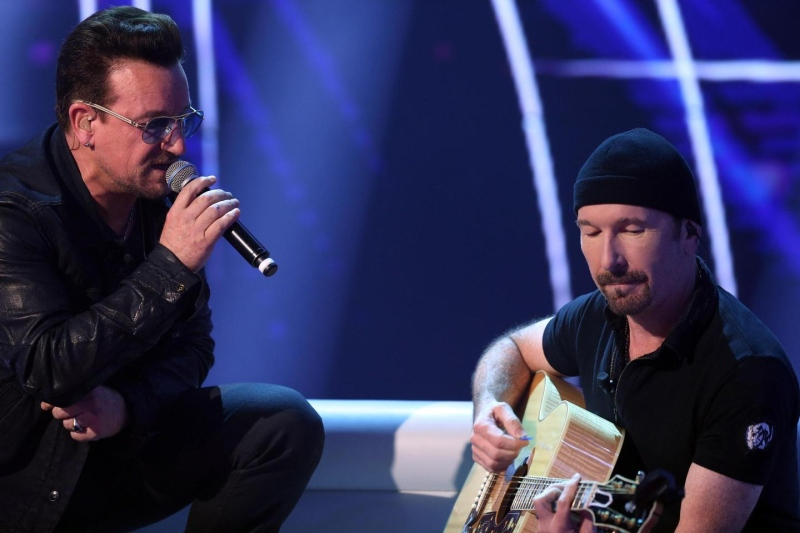 u2-tv-fazio-che-tempo-che-fa-video