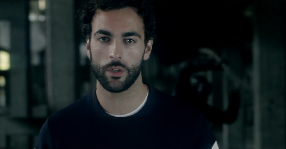 Marco mengoni guerriero video