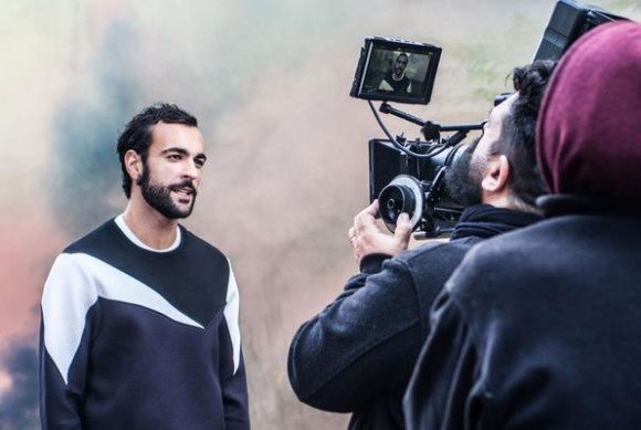 marco mengoni 2015 tour album fumetto guerriero