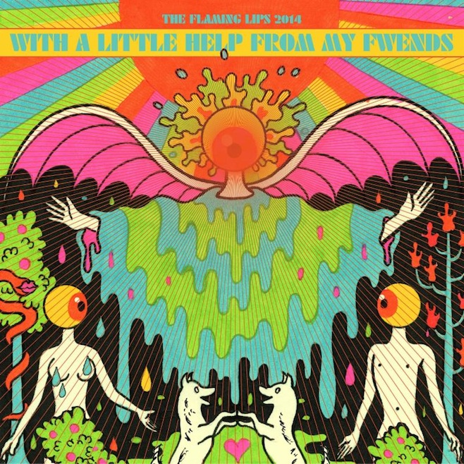 the-flaming-lips-with-a-little-help-from-my-fwends-recensione