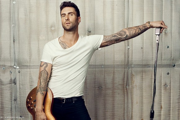 Nomination Oscar 2015 Adam Levine