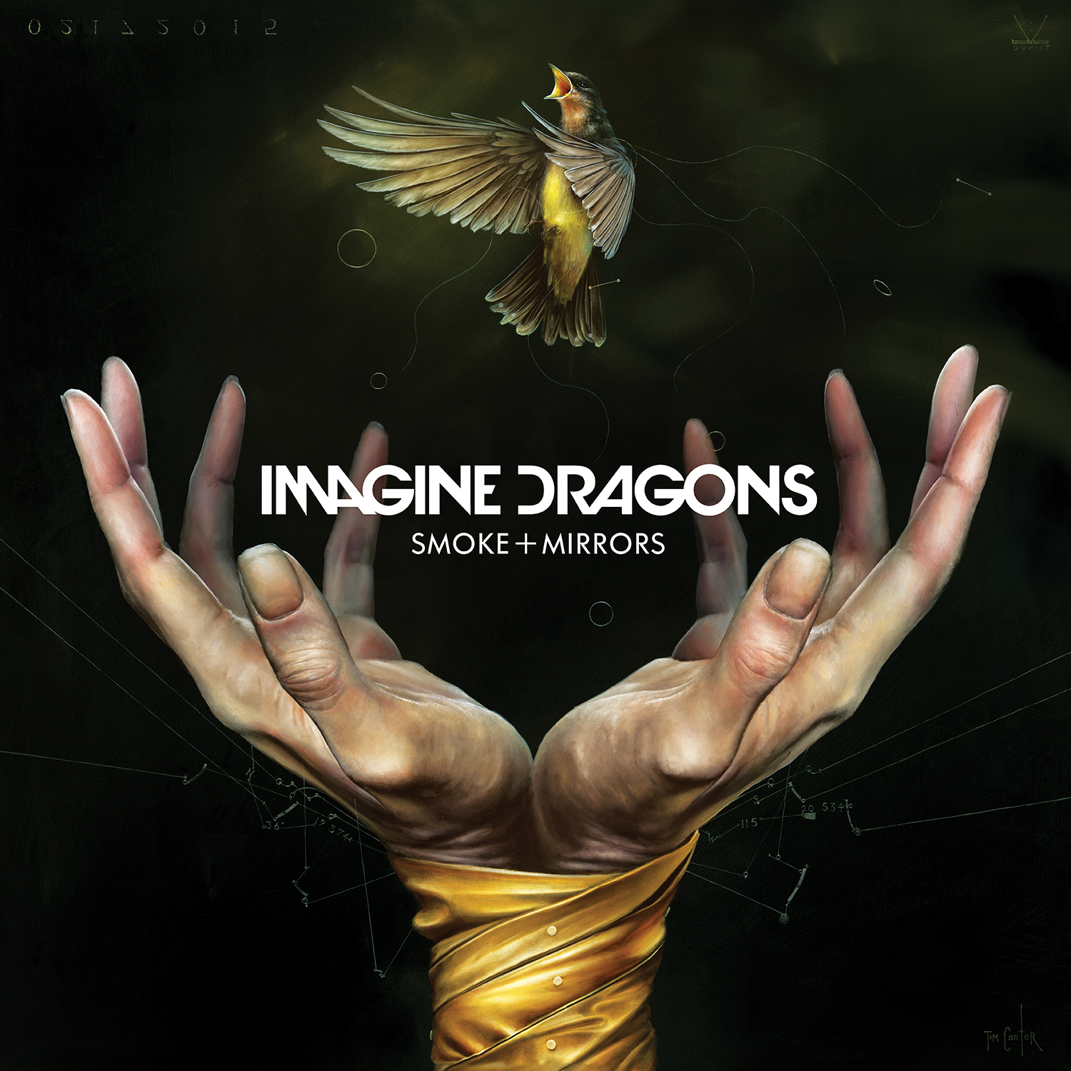 imagine dragons smoke mirrors cover