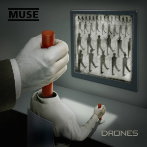 muse drones cover album