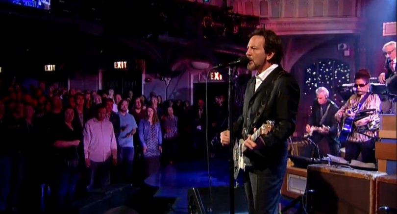 eddie vedder better man david letterman