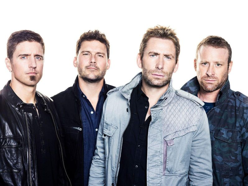 Nickelback tour cancellato chad operato