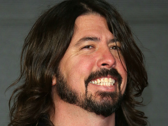 Dave Grohl Florence Glastonbury