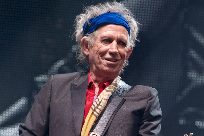 Keith Richards nuovo album solista