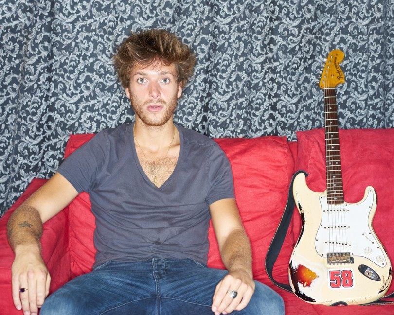 backstage paolo nutini lucca summer festival