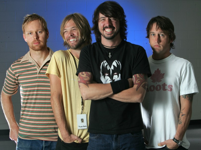 Foo Fighters demo scaricare
