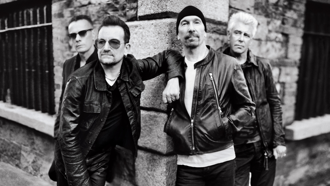 U2 online il nuovo video di song for someone