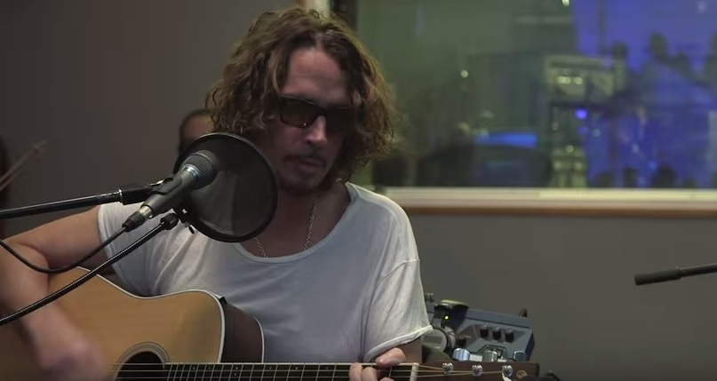 Chris Cornell cover nothing compares to you