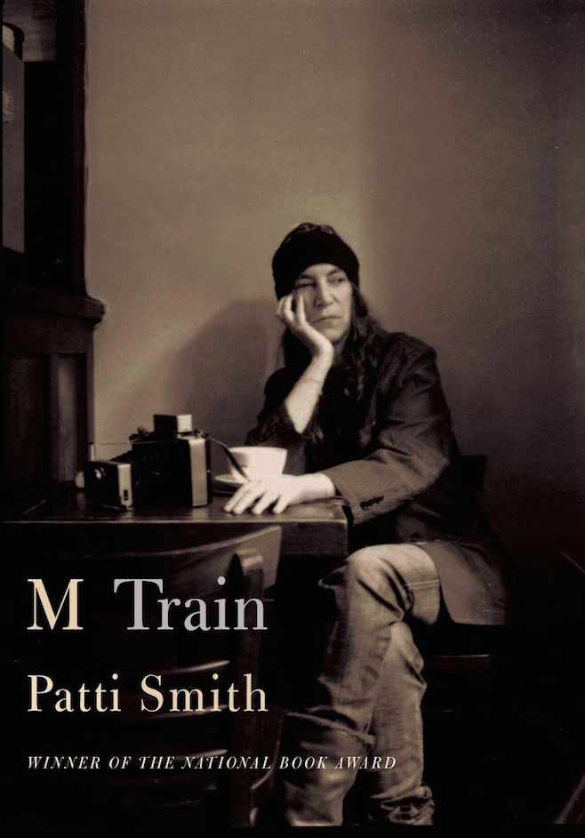 Patti smith autobiografia m train