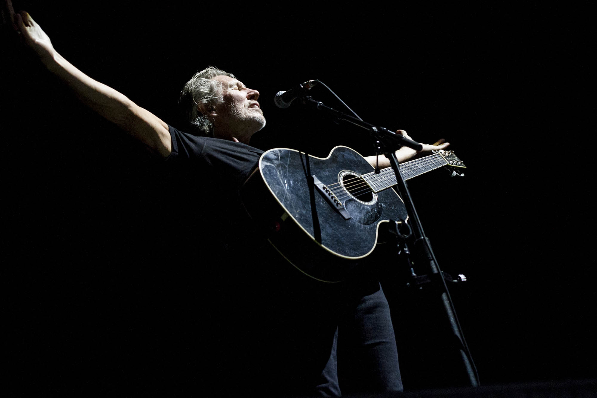 Roger Waters the wall a teatro 2016