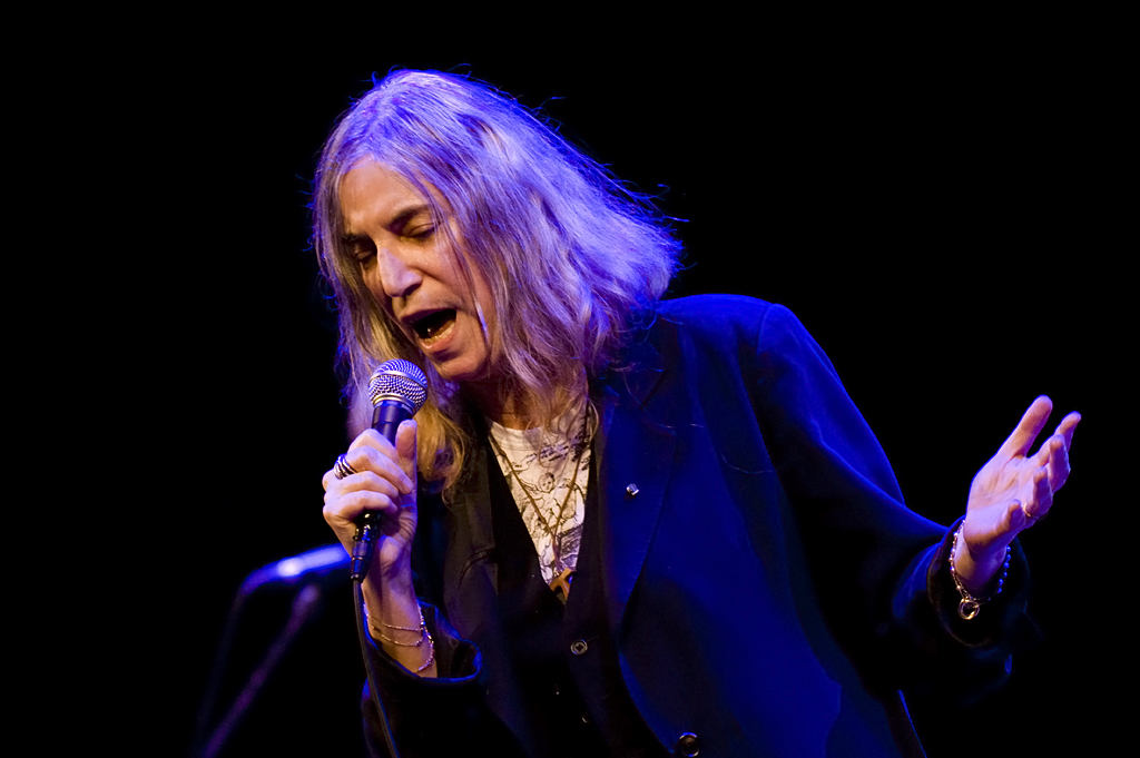 Patti Smith fan restituisce cimeli rubati