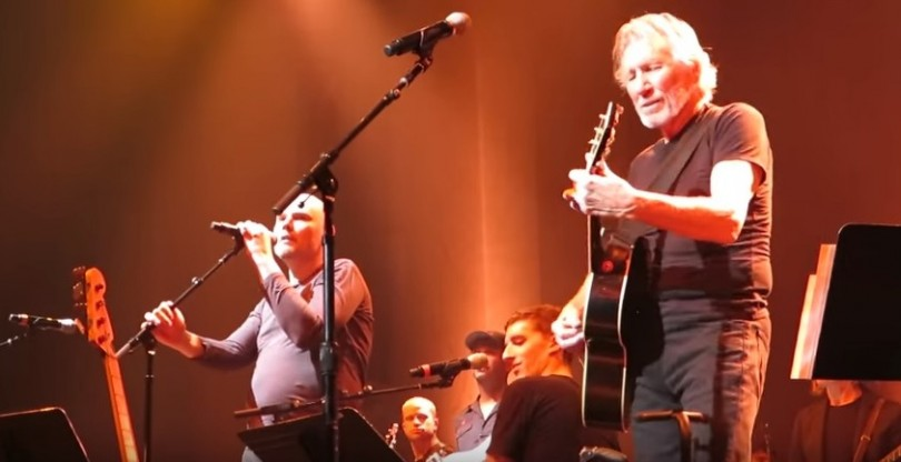 Roger Waters Billy Corgan Music Heals 2015