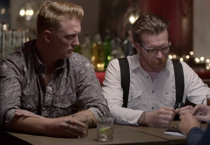 Eagles Of Death Metal intervista dopo Parigi