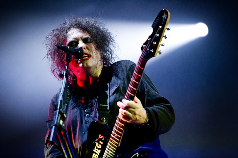 The Cure Tour Italia 2016 concerti