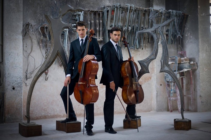 2Cellos Tour Italia 2016 concerti