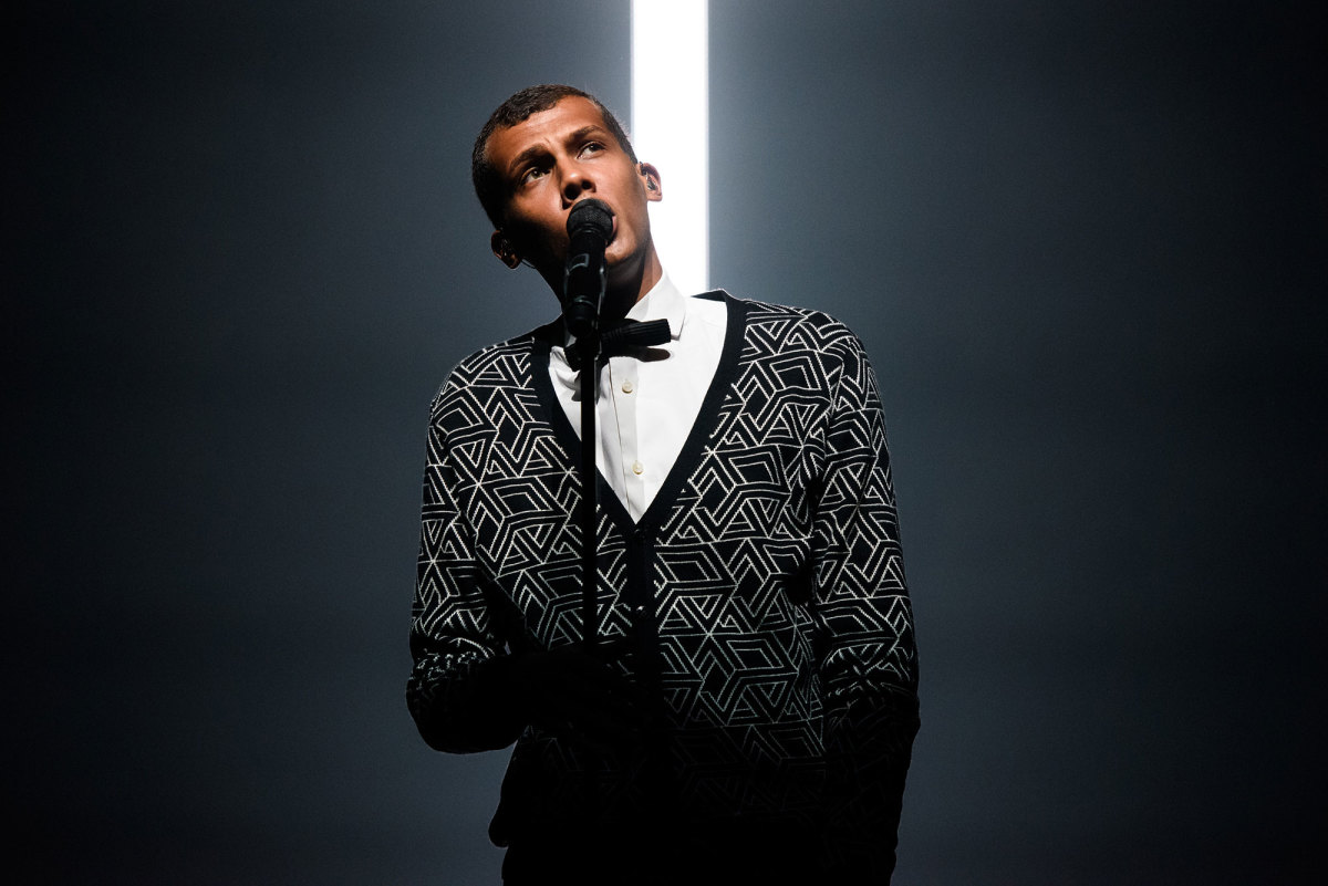 Stromae dvd live tour 2015 usa