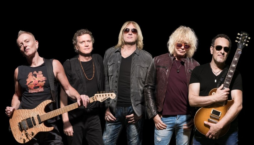 Def Leppard nuovo video guitar hero