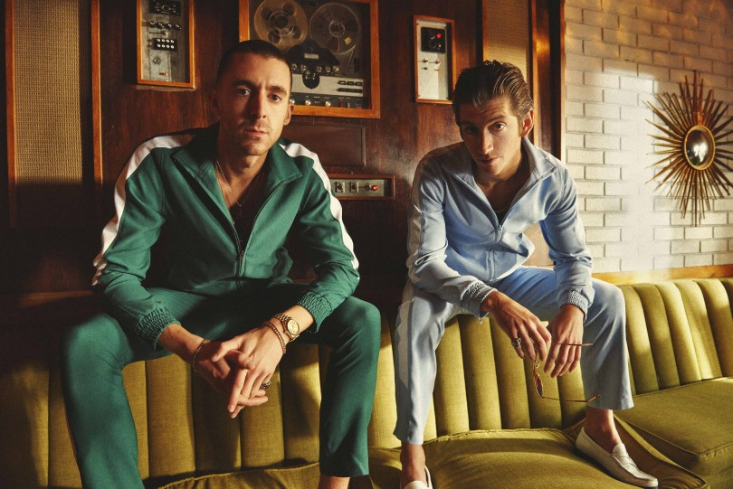 Last Shadow Puppets tour 2016 europa