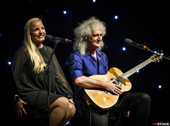 Brian May tour italia 2016 scaletta