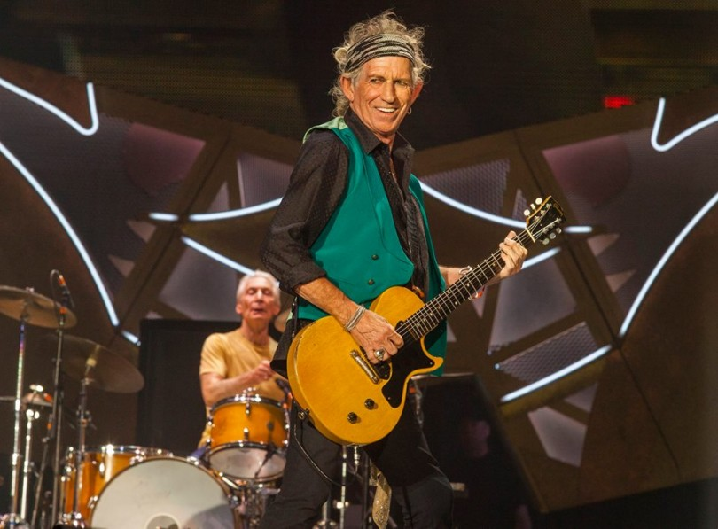 The Rolling Stones tour 2016 scaletta