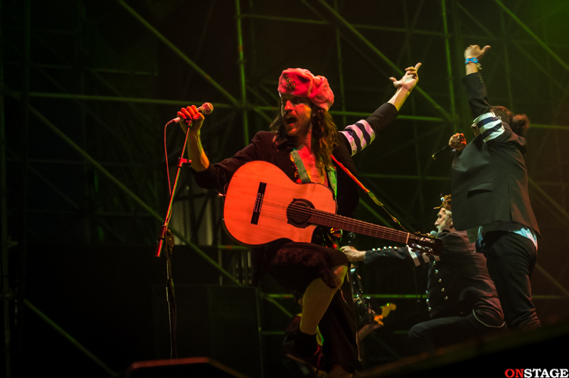 Gogol Bordello tour Italia 2016 concerti