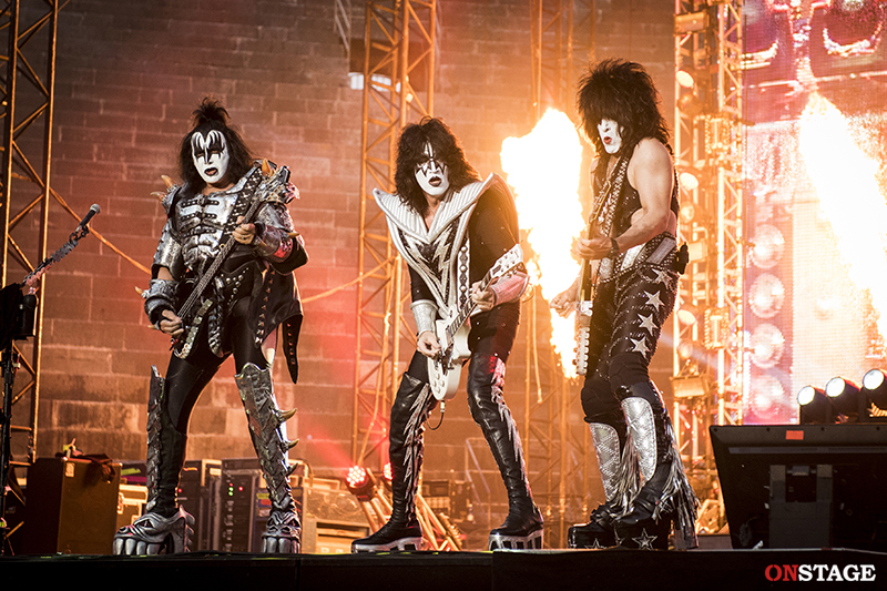 Kiss cinema concerto las vegas