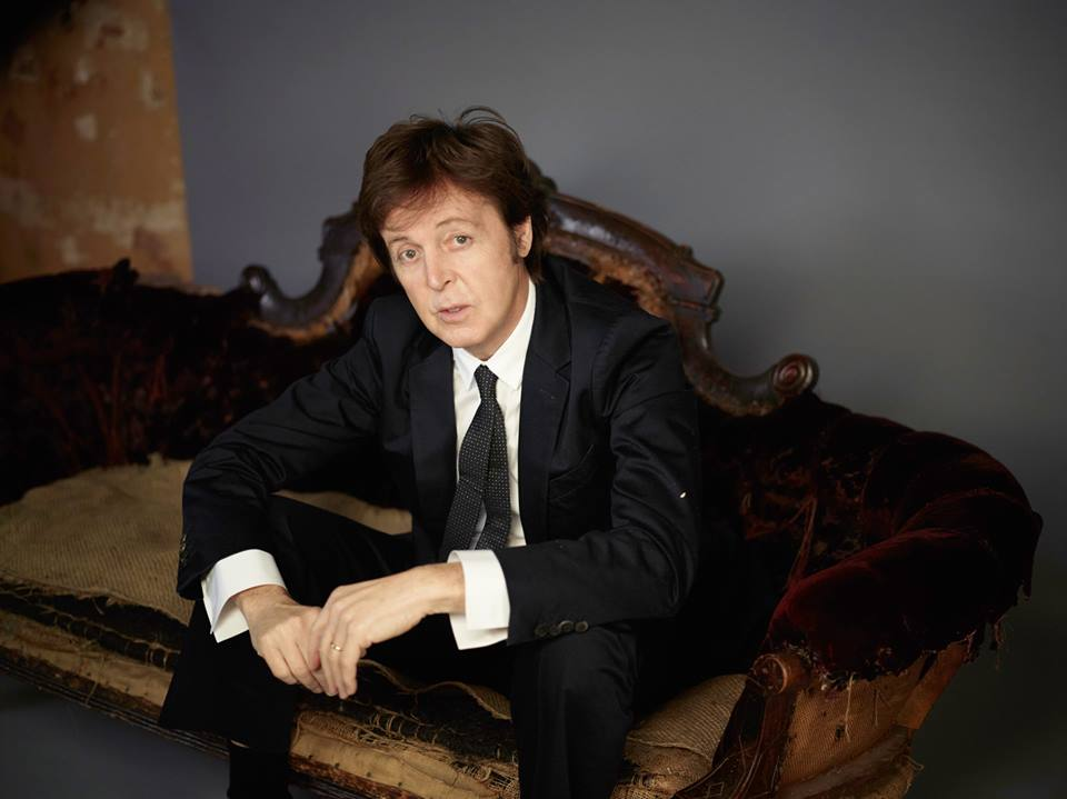 Paul McCartney nuovo album 2016