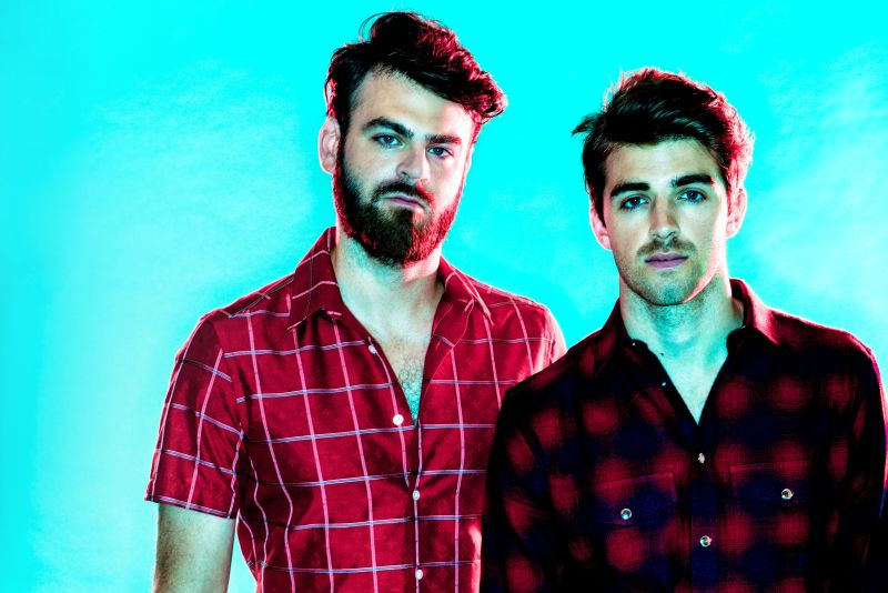 the chainsmokers recensione